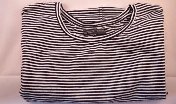 Zara crop t-shirt